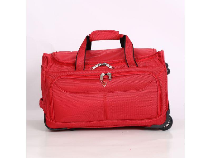 Túi du lịch cần kéo Stilo - Đỏ