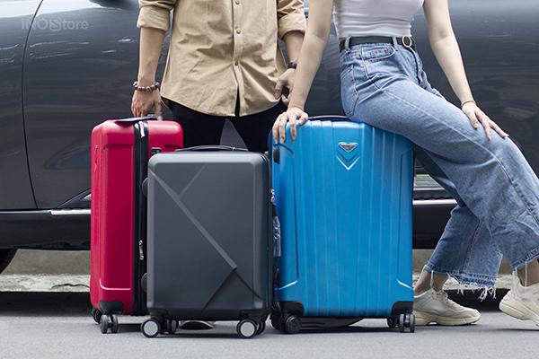 Vali size 16 đựng được bao nhiêu kg ? kích thước bao nhiêu cm ?