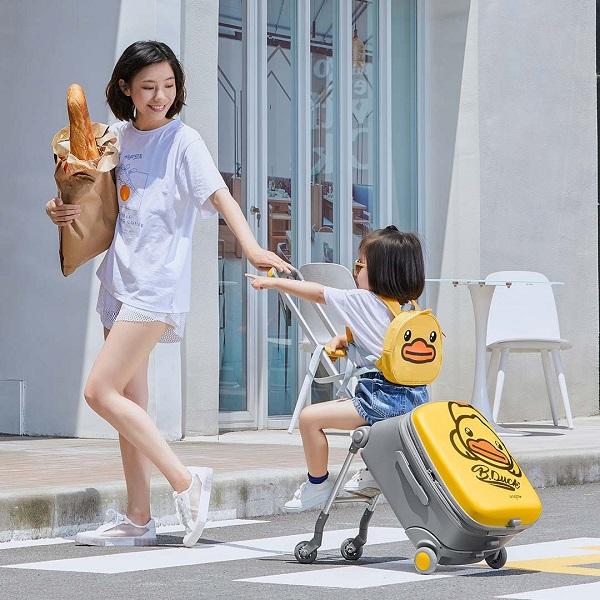 Vali kéo có ghế ngồi cho bé mua ở đâu ? giá bán bao nhiêu tiền tại tphcm ?