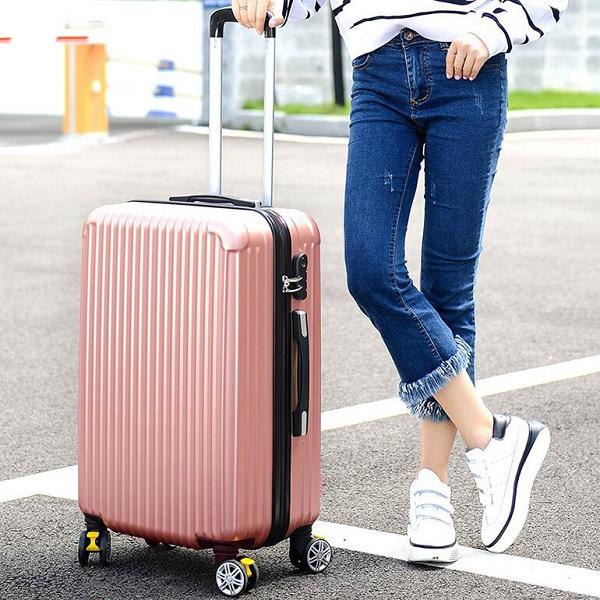 Nên mua vali nhựa PP hay PC ? vali nhựa dẻo có tốt không ?